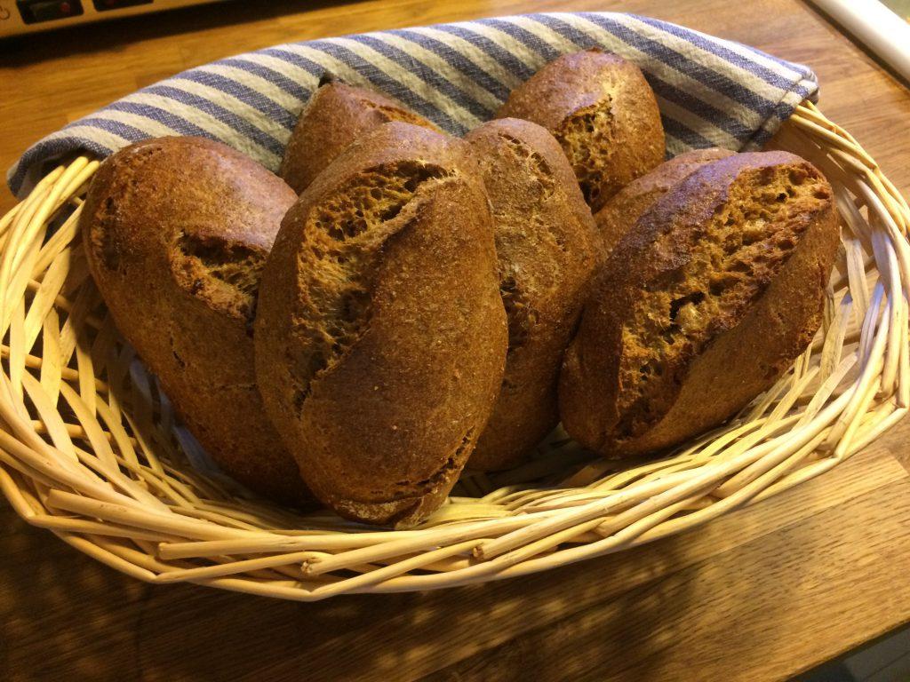bag selv brød