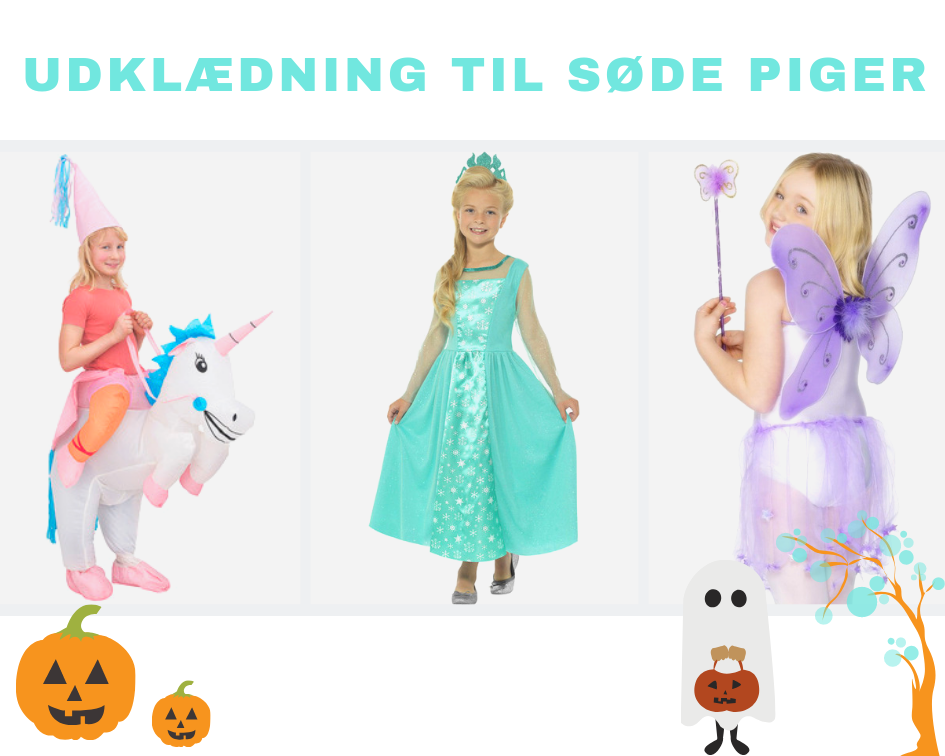 halloween kostumer til børn